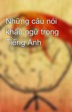 Những câu nói khẩu ngữ trong Tiếng Anh by nhongconlonton