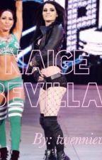 Naige Bevilla Nikki/Paige by twenniewan