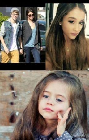 Justin Bieber's daughter by ForeverKingLA