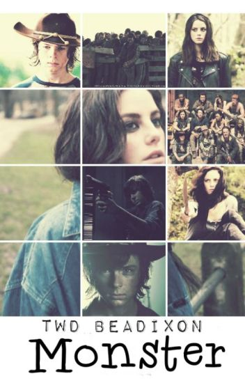 Monster (Carl Grimes)  ✓