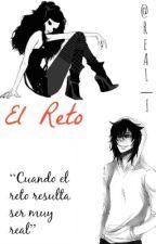 El reto (Jane x Jeff) by Real_I