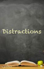 Distractions (teacherxstudent) (Lesbian Story) by ayexdan