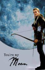 You're my moon by babythestarsarefake