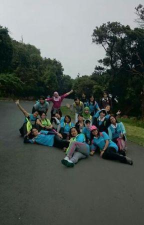 fun trekking by lindaboniarti