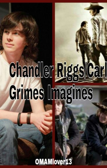 Chandler Riggs/Carl Grimes Imagines