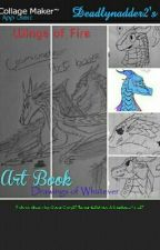 Wings of Fire : Drawings of whatever by deadlynadder2