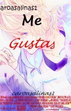 """""""Me gustas"""" (Shu x tu ) diabolik lovers by Caroasalinas1"""