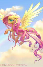 Ask Fluttershy! by -Fluttershy-