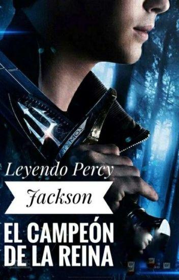 Percy Jackson El Campeón De La Reina  (Edición)
