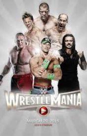 WWE Wrestlemania 31 by JohnCenaA