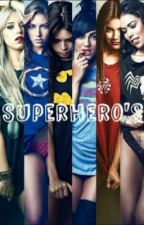Superheros (Editing) by lorrainnex33