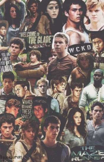 The Maze Runner Smut Book