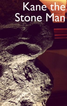 Kane the Stone Man by JenniferHotes
