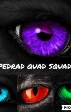 Pedrad Quad Squad by sports-goddess