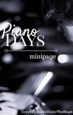 Piano Days and Other Malec One-Shots by ganseys-mint-plant
