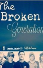 The Broken Generation {Cashby & Kellic} (Collab with @KellicXxForever) by Captain_Cashby