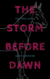 The Storm Before Dawn by Rainyawesome