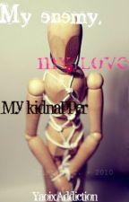 My enemy, My love, My kidnapper (BoyxBoy) by YaoixAddiction
