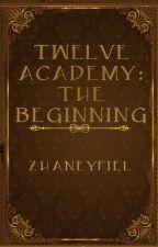 Twelve Academy by ZhaneyFiel
