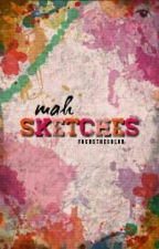 Mah Sketches by focusthecolor