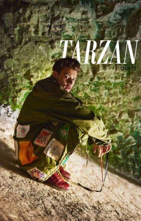 Tarzan [ Harry Styles ] by i_justxx