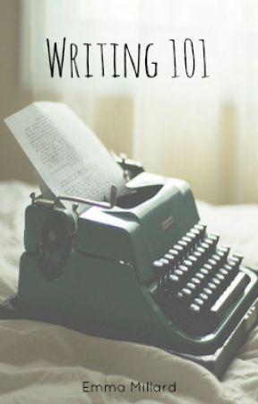 Writing 101 by jadeandlia
