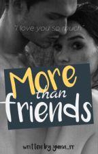 Больше, чем друзья [Закончена] by yuma_rr
