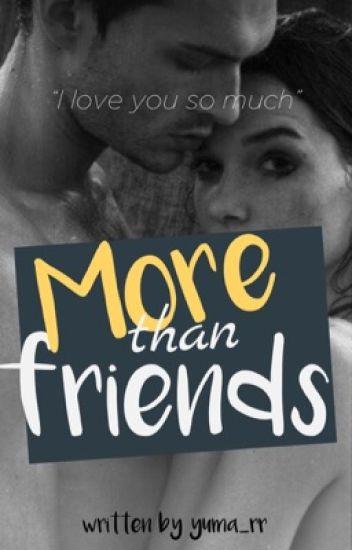 Больше, чем друзья [Закончена]