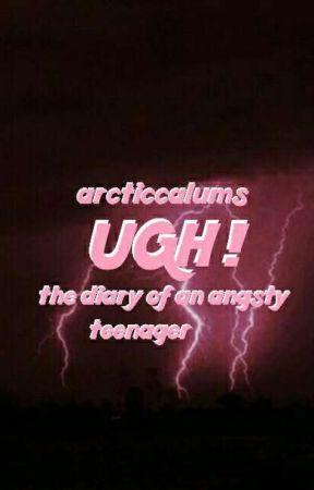 UGH. by arcticcalums