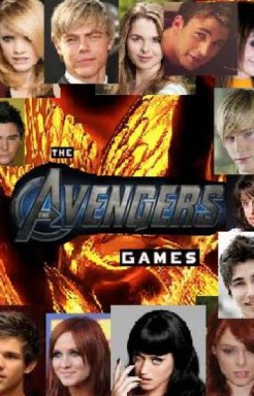 The Avenger games(An Avenger and Hunger game cross over) *On Hold* by Loki4eva