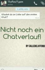 Nicht noch ein Chatverlauf! by catharticlifford