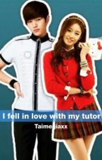 I fell in love with my tutor by taimeijiaxx
