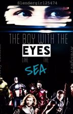 PJO and the Avengers: The boy with the eyes of the sea. by Slendergirl25473