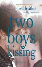 Two Boys Kissing by lorenaalejandra_1d