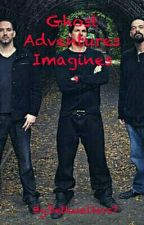 Ghost Adventures Imagines (Book 2) by bethwalters7