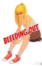 Bleeding out (Nico di Angelo) by SamSmith246