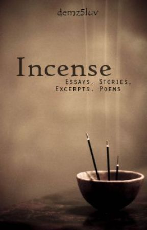Incense by Demz5luv