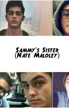 Sammy's Sister (Nate Maloley) by wittle_puppy
