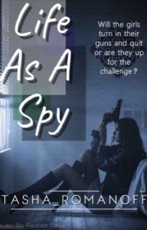 Life As A Spy by tasha_romanoff