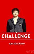 Challenge (Xiumin fanfic) by -ddokbokki