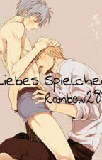 Liebes Spielchen (Überarbeitung) by Rainbow283
