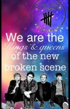 ADOPTED BY 5SOS by swimming_in_evil