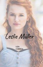 Leslie. by LizaCorreia