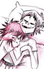 Back Together (a Gorillaz fanfic) 2D x Noodle by ErmacReks