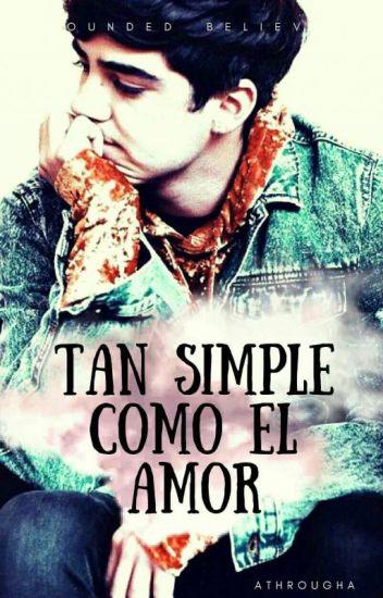 Tan Simple Como El Amor *Jos Canela* EDITANDO