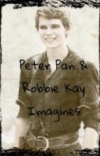 Robbie Kay/Peter Pan Imagines  by _all_the_trash_
