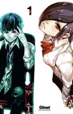 Tokyo Ghoul-Personajes - by michythekiller1