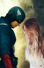 For you (Steve Rogers y tu) by Claritha_98
