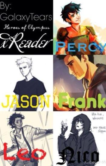 Heroes of Olympus x Reader