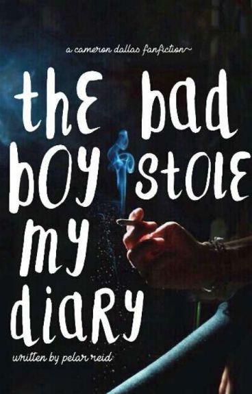 The Bad Boy Stole My Diary ⇨ Cameron Dallas